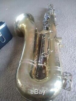 Highest Quality! Yamaha Yts-21 Tenor Saxophone + Case