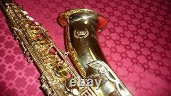 Hunter New York Tenor Saxophone with Case