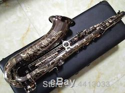 JK SX90R Keilwerth beginer Tenor saxophone black Tenor Sax Top Musical with case