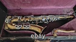 Jean Cartier Artist Tenor Saxophone by Dolnet of Paris VIDEO