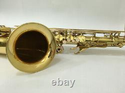 Jean Paul TS-400 Tenor Saxophone with Carrying Case