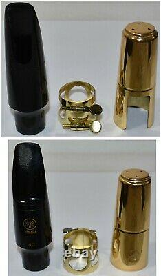 Jean Paul USA TS-400 Intermediate Tenor Saxophone withNeck Yamaha Mouthpiece +Case