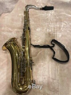 Jupiter CES-770 Capital Edition Tenor Sax Saxophone with Case (USED)
