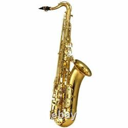 Jupiter JTS700A Bb Tenor Saxophone Gold Lacquer withCase 5 Year Warranty