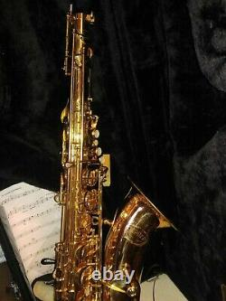 Jupiter JTS-789-787 Intermediate Tenor Saxophone WithCASE