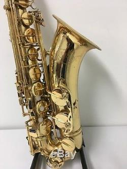 Jupiter JTS-789-787 Tenor Saxophone w. Case