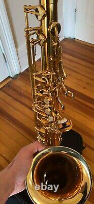 Jupiter JTS-989 Artist series Tenor Saxophone