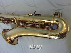 Jupiter Jts-789-787 Tenor Saxophone + Yamaha Mouthpiece + Case