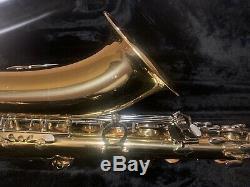 Jupiter Tenor Saxophone JTS-789 With Hard Case