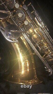 Jupiter Tenor Saxophone with Case