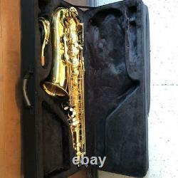 Kaerntner Tenor Sax Saxophone Musical Instrument From Japan w / Case