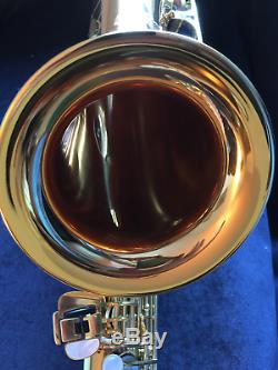 Keilwerth Sx90r Tenor Saxophone Mint In New Case And New Accessories