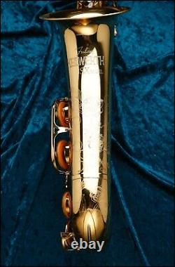 Keilwerth Sx Tenor Saxophone 1986 Gig Ready Exquisite Condition Case