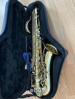 Kessler Custom Tenor Saxophone Soft Case