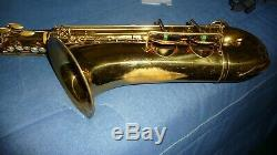 King Cleveland Tenor Saxophone with Case