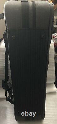 MINT SELMER Flight Light TENOR SAXOPHONE CASE ONLY! RARE GREY BLACK STRAPS YES