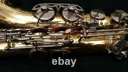 MW Tenor Saxophone Refurbished In New Case