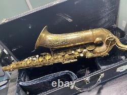 Martin Committee 3 Tenor Saxophone VINTAGE 1970s