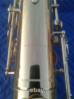 Martin Committee 3 tenor saxophone in spectacular condition