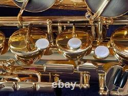 Mint Yamaha YTS-82ZII Tenor Saxophone Package with Case / Accessories