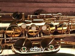 NEW Antigua Tenor Saxophone Eldon ETS420LN with upgraded case & accessories