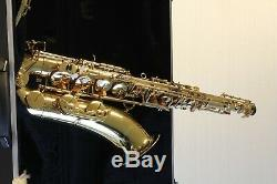 NEW! Vercelli Tenor Saxophone with Hardshell case FREE SHIPPING
