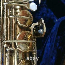 NIKKAN Tenor Saxophone w / Case And Yamaha Mouse Piece