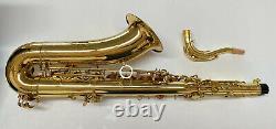 New Conn-Selmer Prelude TS711 Tenor Saxophone, With Warranty, Case Upgrade, etc