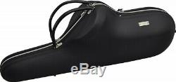 Nonaka Ultra-Lightweight Color Case For Tenor Saxophone Black Without Pocket NEW