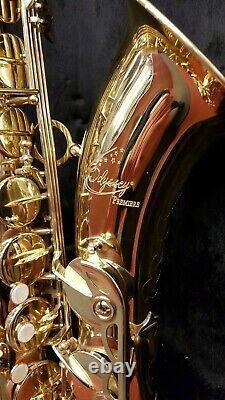 Odyssey OTS800 Ex-Demo Tenor Saxophone With Case