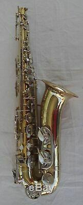 Olds Model NA66M Tenor Saxophone -In Hard Shell Case No Neck