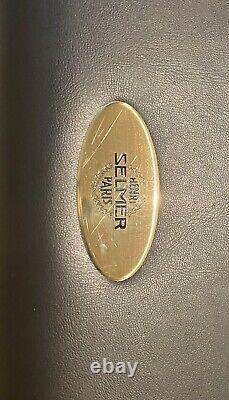 Original Selmer Paris Tenor Saxophone case
