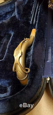 P. Mauriat PMXT-66R Series Professional Tenor Saxophone DK Lacquer withCase Bundle