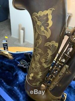 P. Mauriat Tenor Saxophone with Hard Shell Travel Case