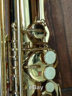Palatino Tenor Saxophone WithCase