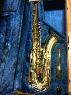 Pre-Owned YAMAHA YTS-31 Tenor Saxophone Japan Original withReed Mouthpiece Case