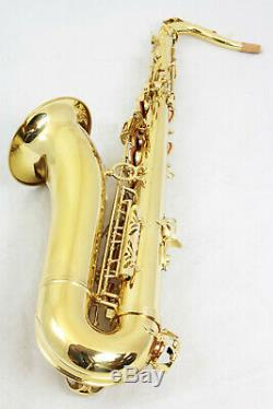 Prelude By Selmer TS711 Tenor Saxophone with Mouthpiece, Reed & Case
