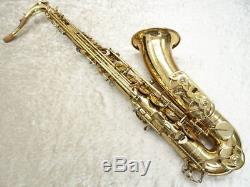 Prima YANAGISAWA T-50 Tenor Saxophone AS IS WithCase Free Shipping