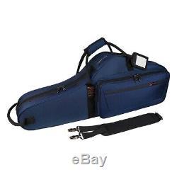Protec PB305CTBX Tenor Saxophone PRO PAC Case Contoured (Blue)