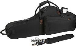 Protec PB305CT Tenor Saxophone PRO PAC Case Contoured (Black)