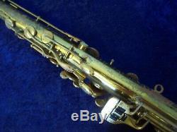 Quality Selmer Signet Tenor Saxophone + Selmer Case Price Reduced