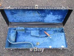 RARE Vintage'50s-60s KING Super 20 Tenor Saxophone Sax 2-Tone CASE BEAT & COOL