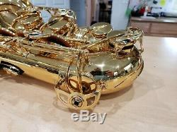 RS Berkeley Tenor Saxophone with Hard Case & Mouthpiece Pre-owned Free Shipping