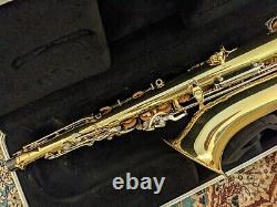 SELMER TENOR SAXOPHONE 1244 USA withcase, reeds, strap