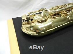 SELMER TS711 PRELUDE TENOR SAXOPHONE With CASE