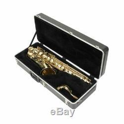 SKB 1SKB-350 Rectanguler Tenor Saxophone Case Lifetime Warranty CASE ONLY