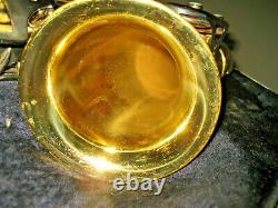 Saxophone CONN U. S. A. K07289 Sax with Precision Mouth piece Alto or Tenor