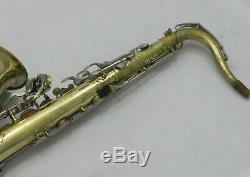 Saxophone Tenor sax Selmer Bundy II used Case (DR19-422)
