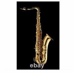 Schagerl Superior Model Tenor Saxophone High F# with Deluxe Trekking case