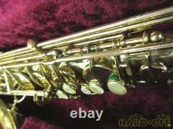 Selmar Paris Mark VI Tenor Saxophone with Hard Case Original Lacquer